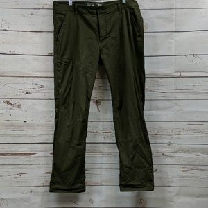 Mountain Hardware cotton/nylon pants 36x30